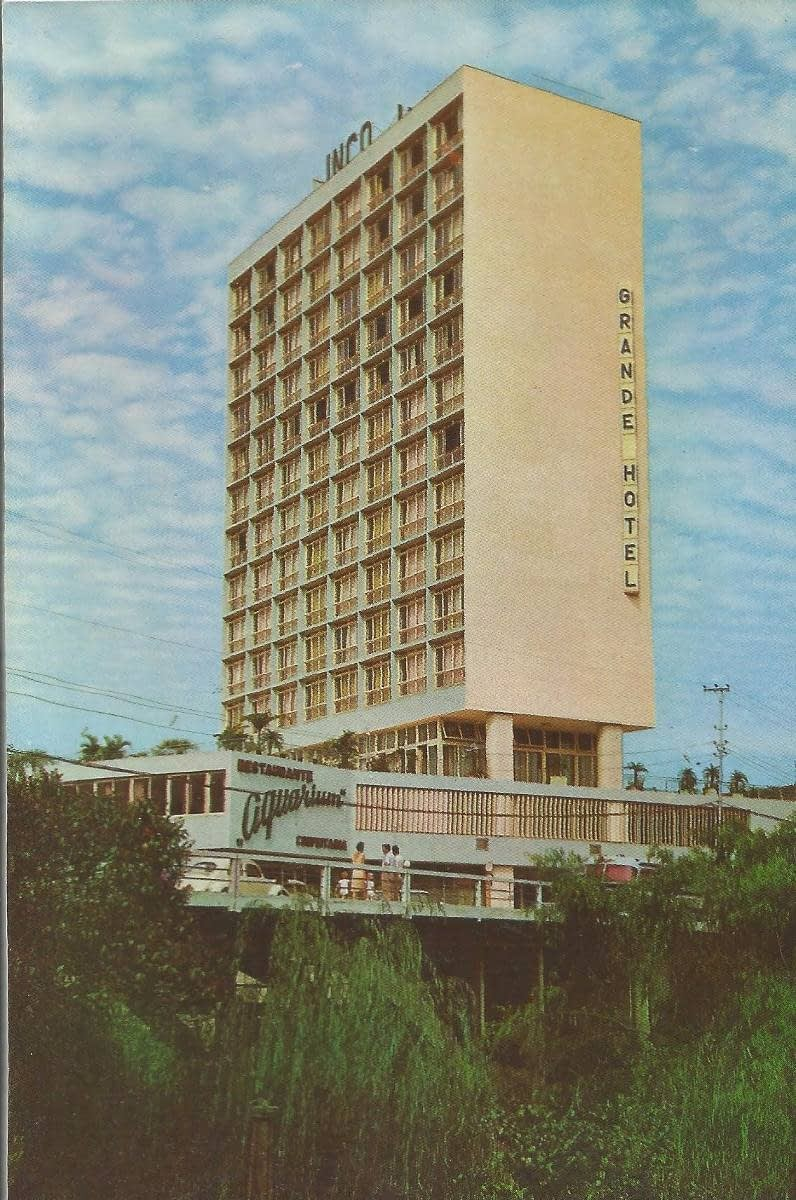 Grande Hotel Blumenau S/A